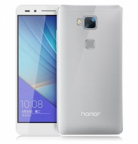 iS TPU 0.3 HONOR 5X trans backcover