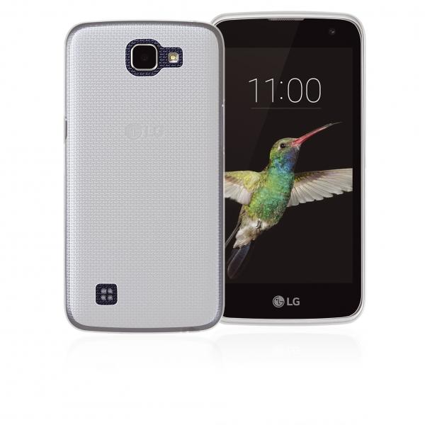 iS TPU 0.3 LG K8 trans backcover